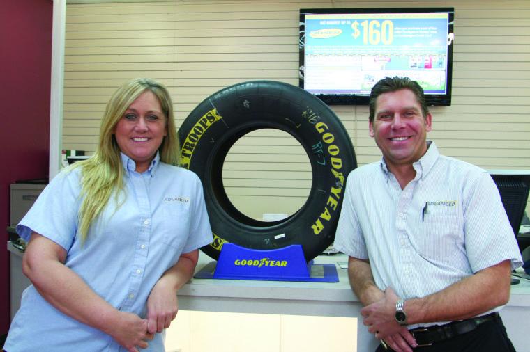 Advanced Auto Service and Tire Centers