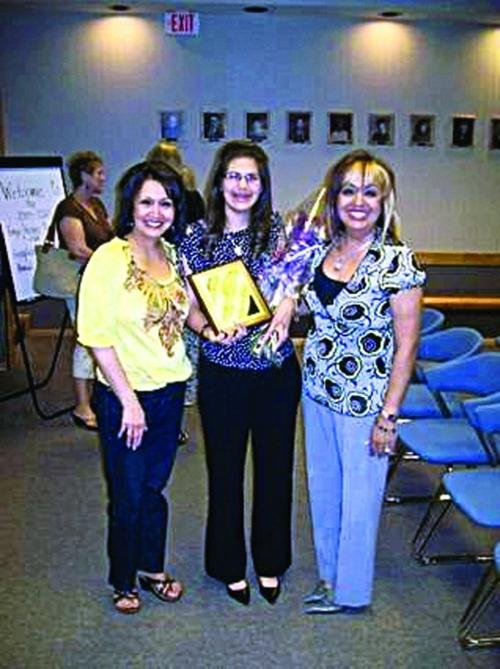Kristina Mata Council for Exceptional Children's Outstanding Student