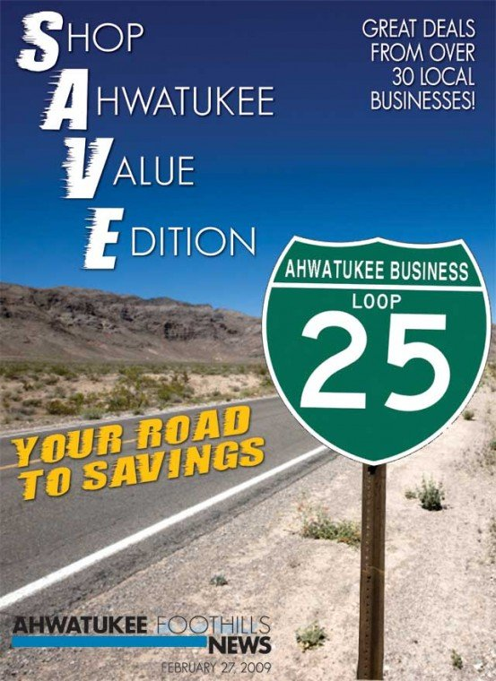 Shop Ahwatukee Value Edition [special supplement index]