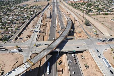 ADOT determined to open freeway this month