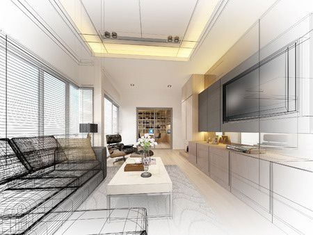 For people who are building or remodeling a home, an interior designer will do it all.