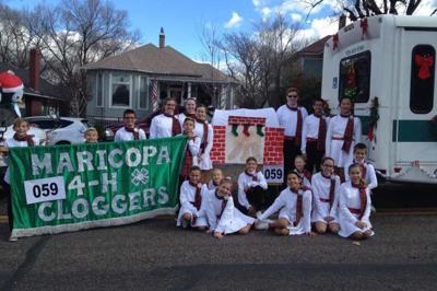 Maricopa 4H Cloggers
