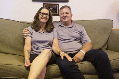 Couple's Mesa center first in state for drug babies