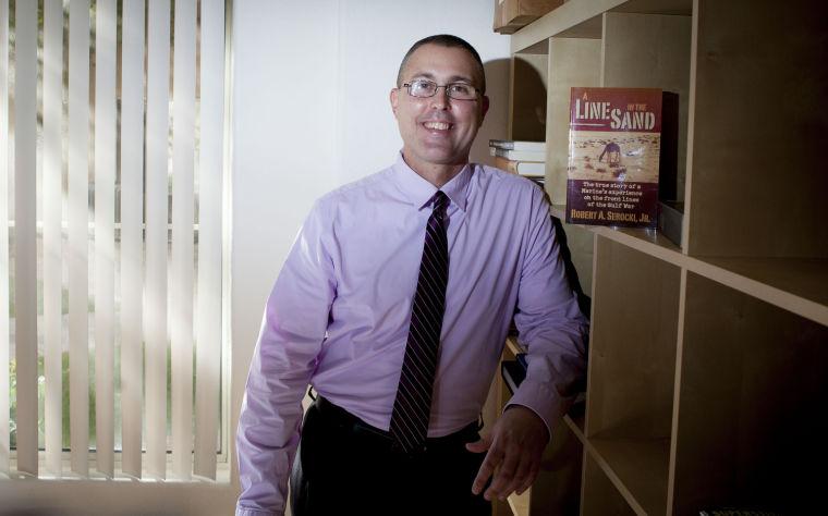 Author Robert A. Serocki, Jr.