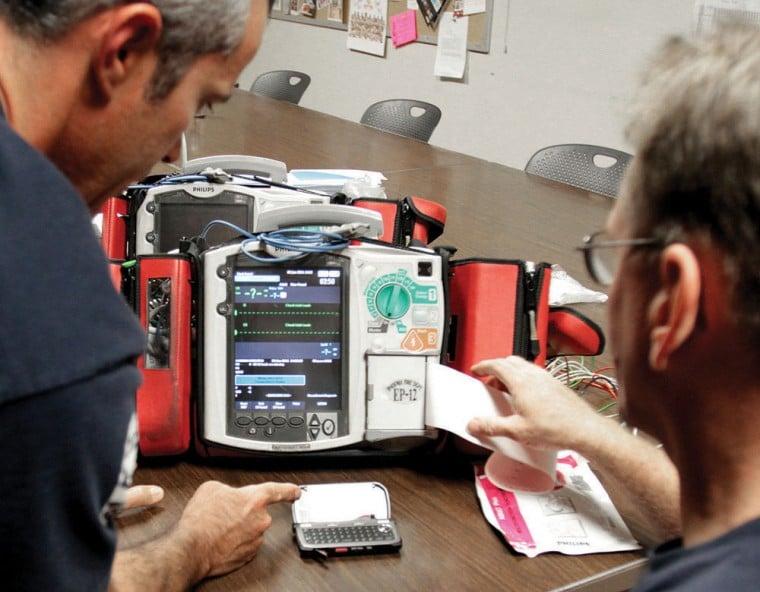 Cardiac Monitor/defibrillator/pacer