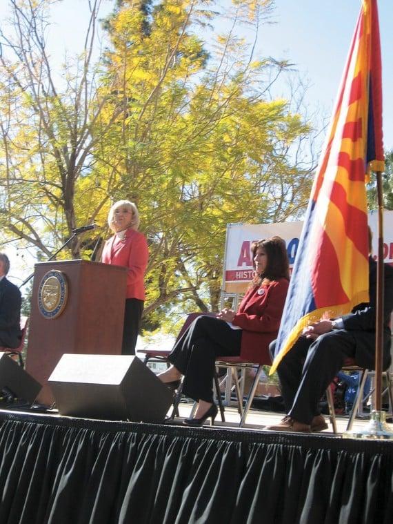 Arizona celebrates 99th birthday