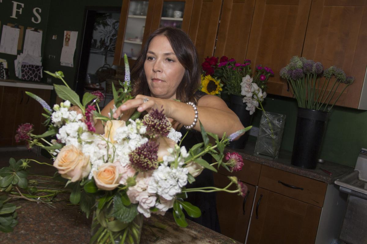 As the owner of Ahwatukee's only independent floral shop, designer Freddi Grimes of Foothills Floral Gallery offers a gamut of services.