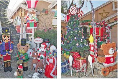 Ahwatukee Christmas House