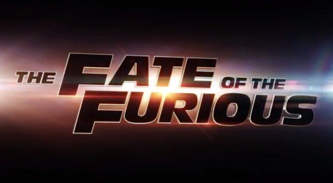 The Fate of the Furious – Opens Friday, April 14