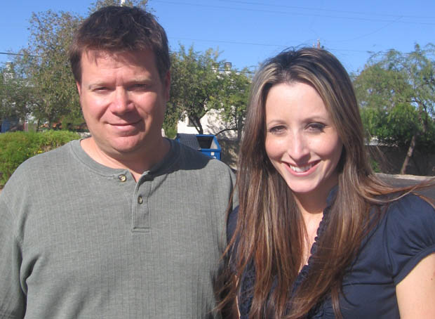 Mike and Mindy Weinstein