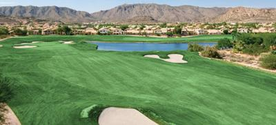 The Foothills Golf Course in Ahwatukee