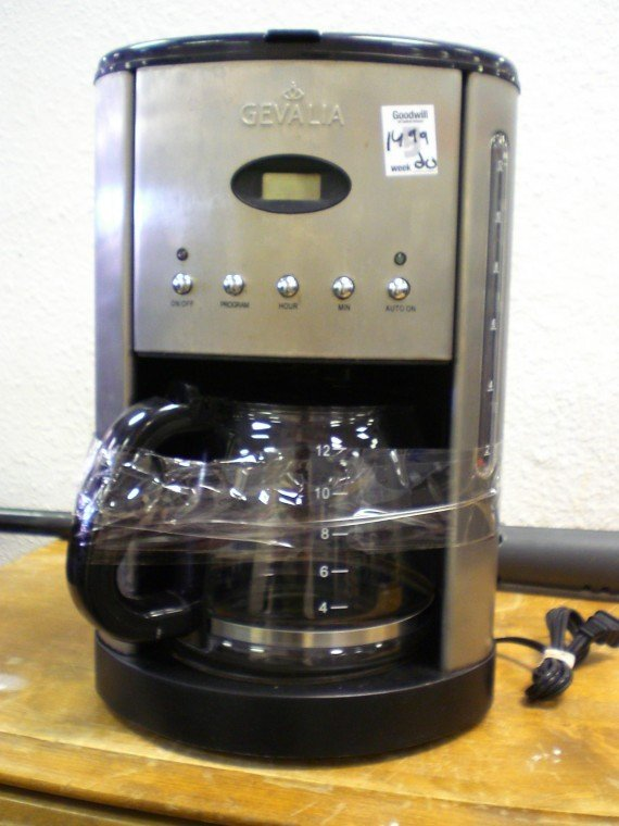 $7.50 coffee maker