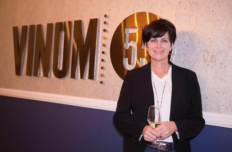 Raini Keyser of Ahwatukee manages and is co-owner of Vinum 55.