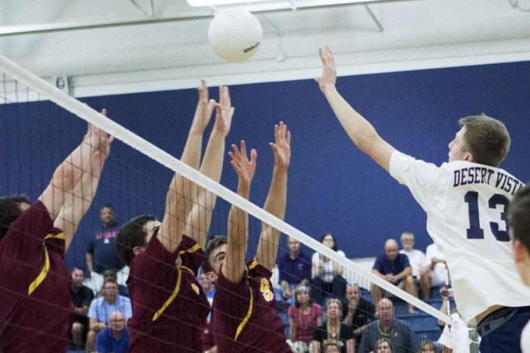 Volleyball: DV vs Salpointe