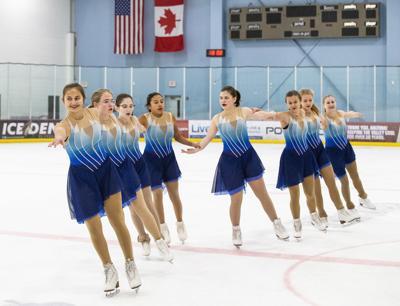 Synchronized Skating Team