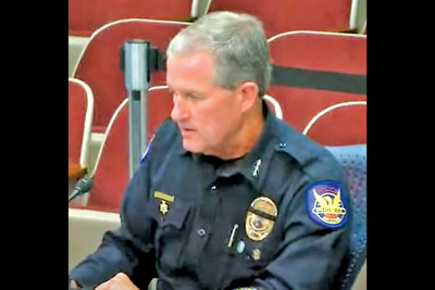 Police Chief Michael Kurtenbach