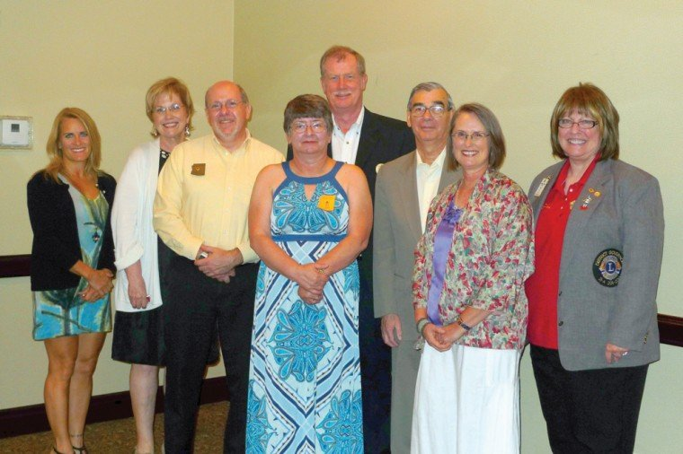 Ahwatukee Lions Club officers installed