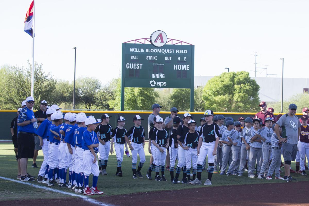 East Valley Little League Baseball