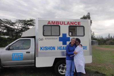 Ahwatukee nurse on medical mission in Kenya