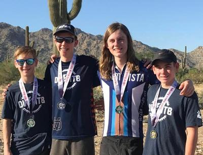 Desert Vista Mountain Bike Team