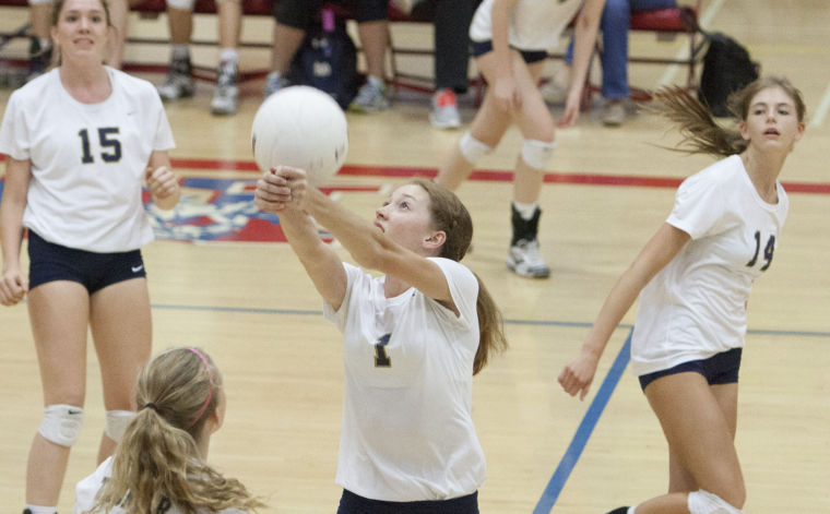 Volleyball: DV vs North