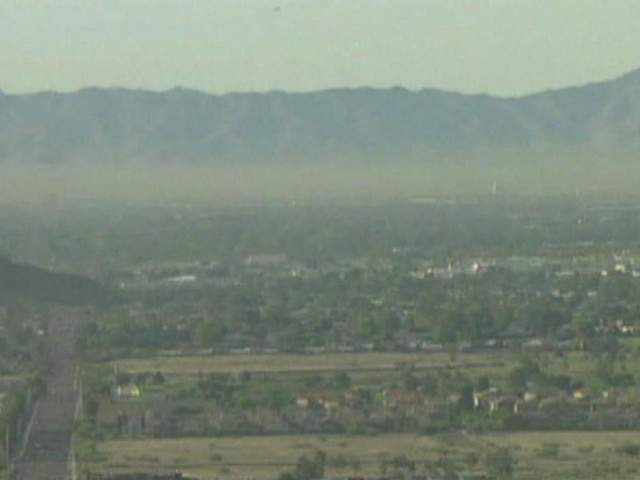 Valley -- Air Pollution