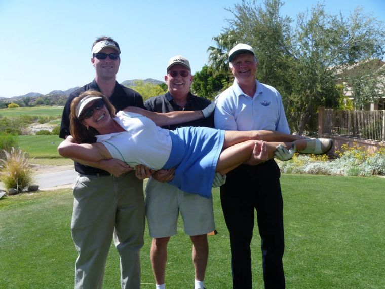 Annual Chamber Masters Golf Tournament