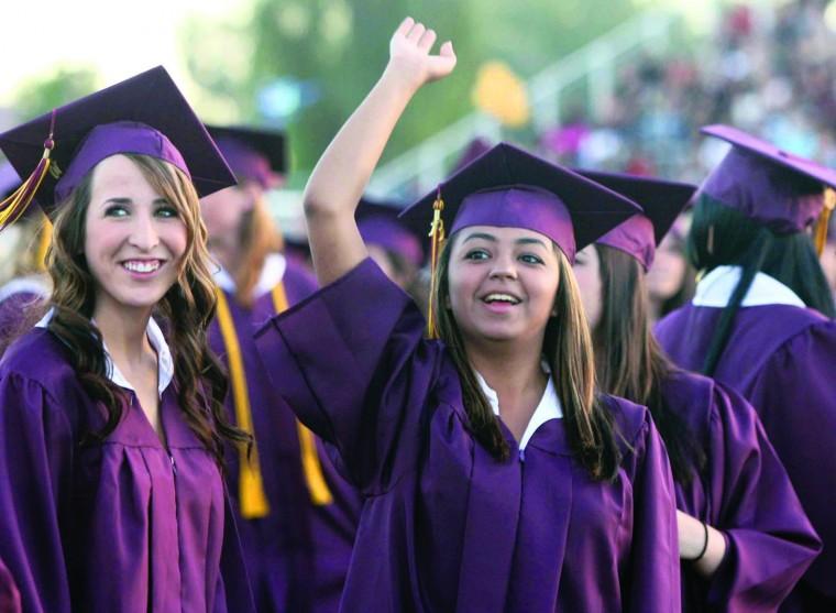 Mountain Pointe graduation