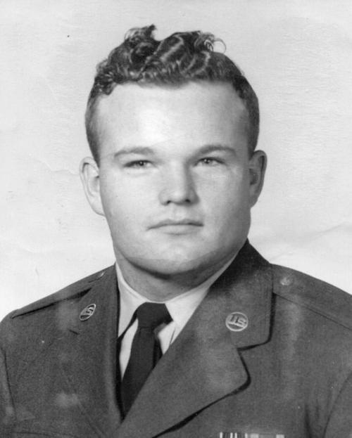 Master Sgt. William Bridges Stevens