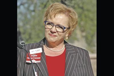 Cathi Herrod, president of the Center for Arizona Policy