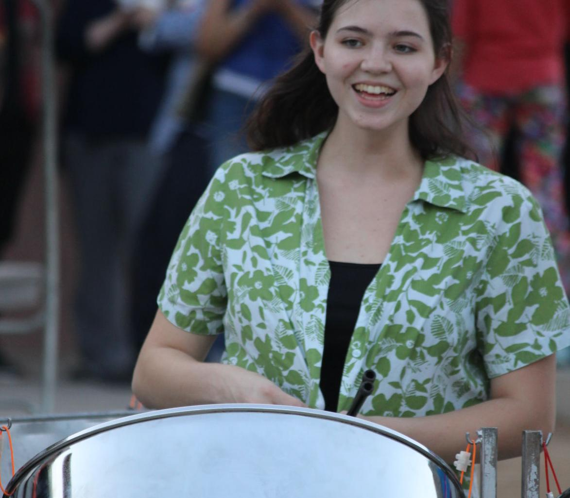 Ahwatukee resident Rachel Rhoades earned her Girl Scout Gold Award by developing a program teaching young students in orchestra and band how to keep their instruments clean. The Arizona State University freshman was a scout for 13 years.