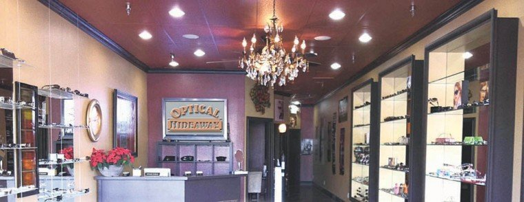 Q&A with Optical Hideaway