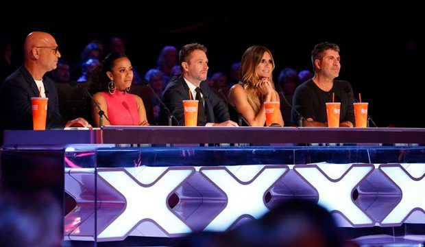 "Ahwatukee entrtainers who want to get before this panel of judges on ""America's Got Talent"" first have to go through auditions."