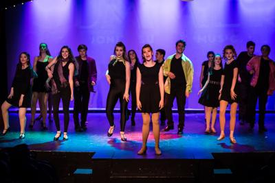 """Nonprofit teaches theater's craft, business sides """"Rock on Broadway."""" Actors Youth Theatre"""