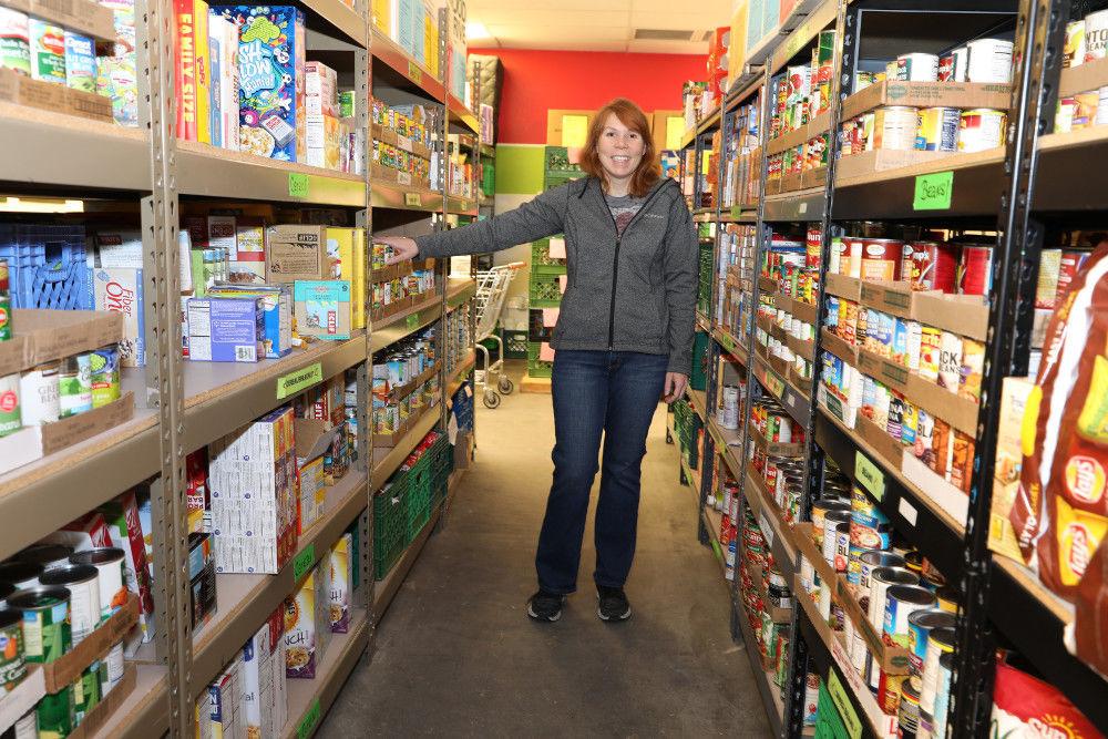 Tempe Food Bank Volunteer