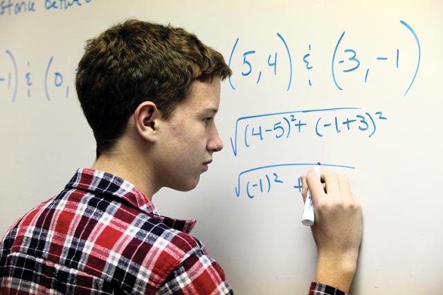 Mountain Pointe: Keeping math minds sharp this summer