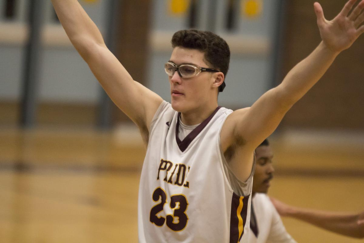 Ryan Pate's exceptional play has helped the Pride land a top-five seed in the state playoffs.