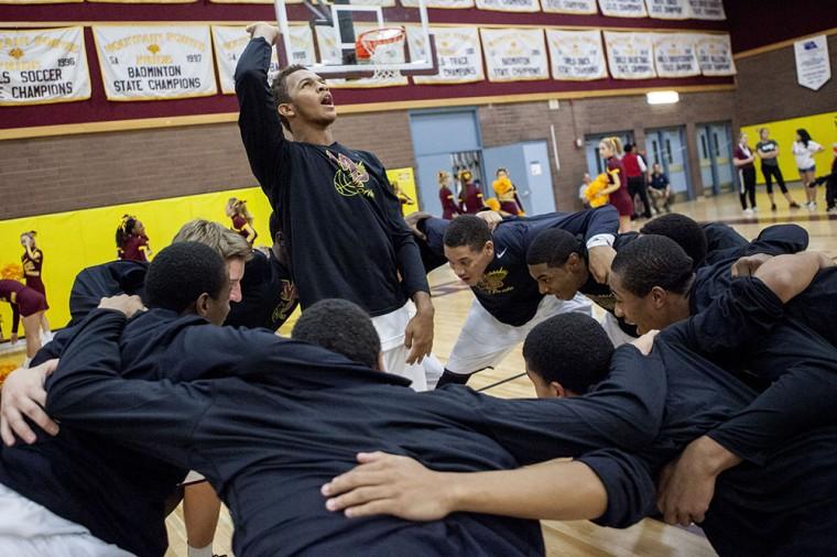 Boys Basketball: MP vs Marcos de Niza