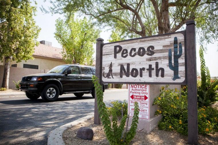Pecos North