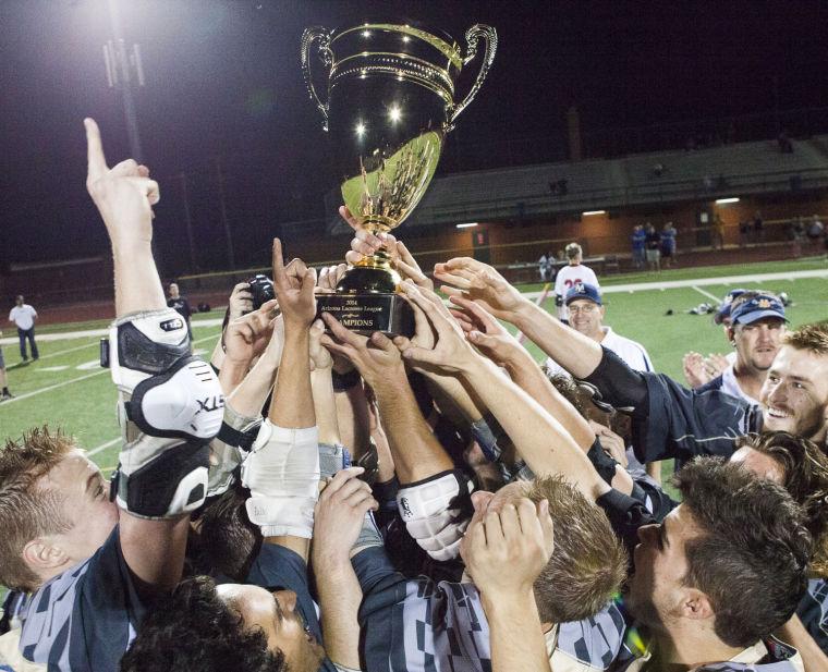 Lacrosse: DV vs Brophy