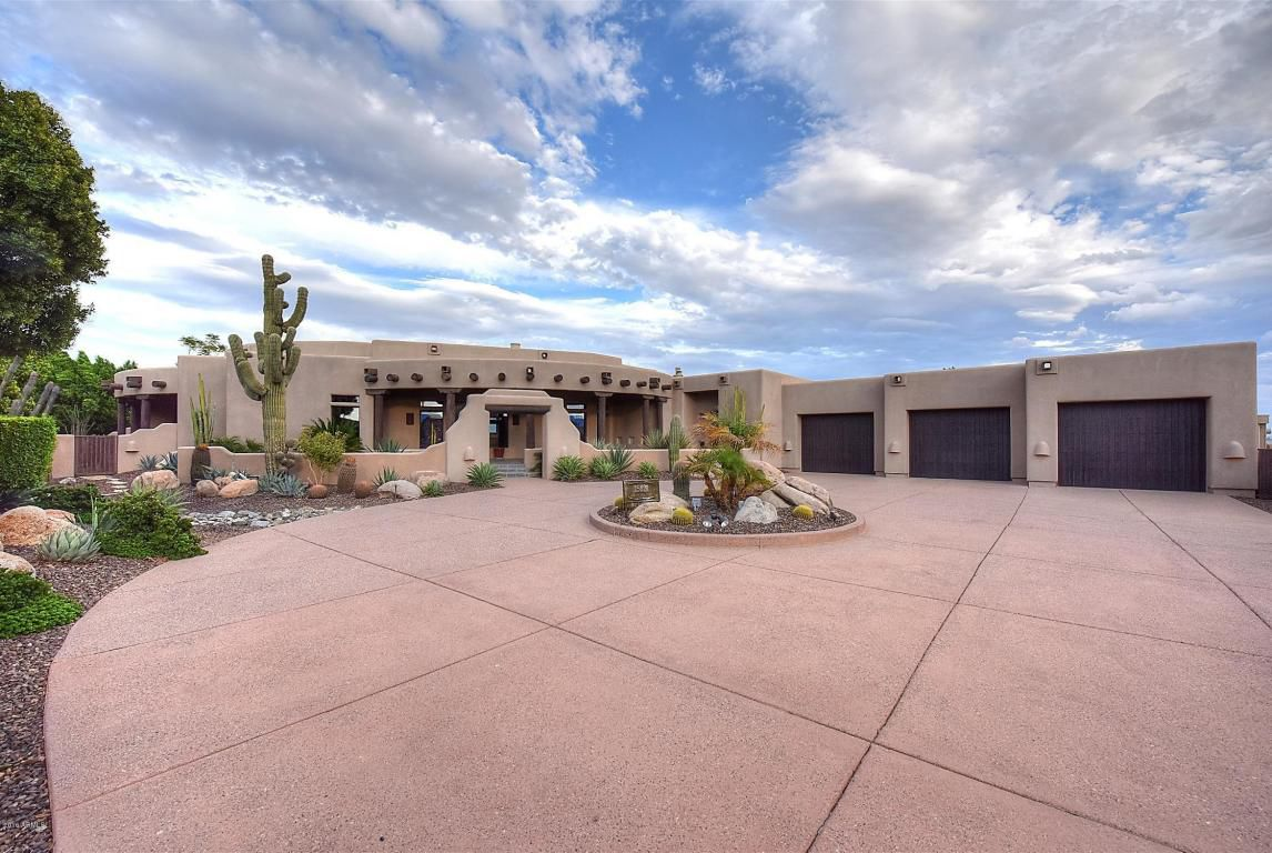 A 5,000-square-foot home on S. 7th Street, Ahwatukee