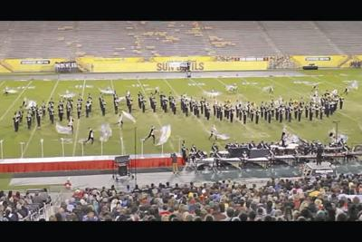 The Thunder Marching Band