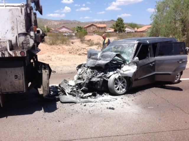 Fd City Employee Hit By Car While Filling Pot Holes On Pecos Road