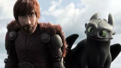 How to Train Your Dragon: The Hidden World – Opens Friday, 2/22
