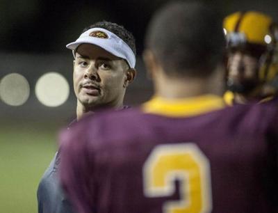 Eric Lauer Mountain Pointe football coach