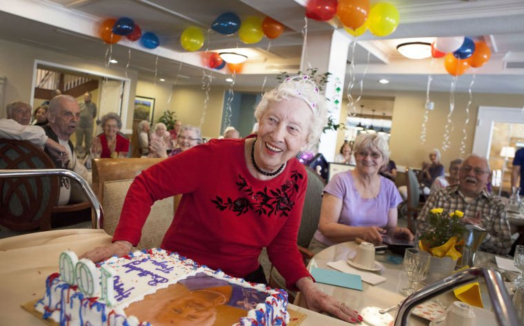 Faye Bali's 100th Birthday