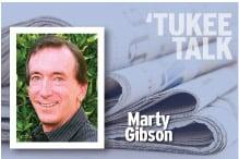 Tukee Talk Marty Gibson