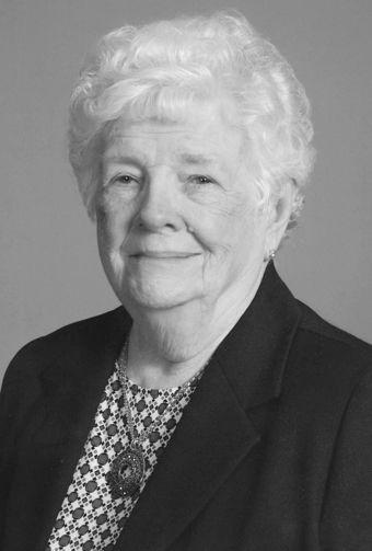 Louise Kosmach (1934-2019)