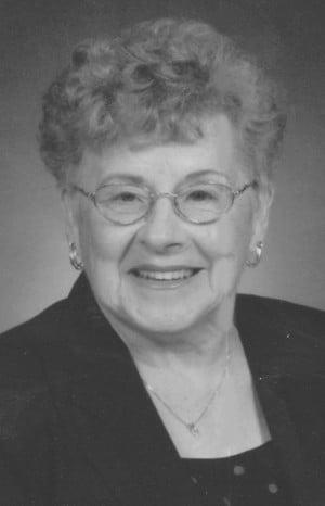Phyllis Jeannette Dicks (1929-2012)