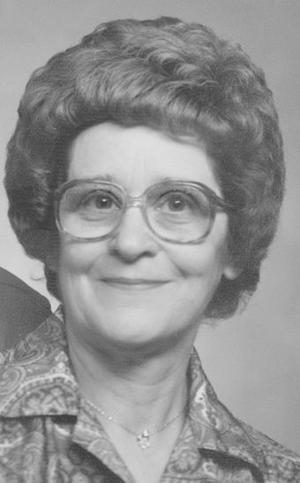 Edna Dicks (1928-2017)